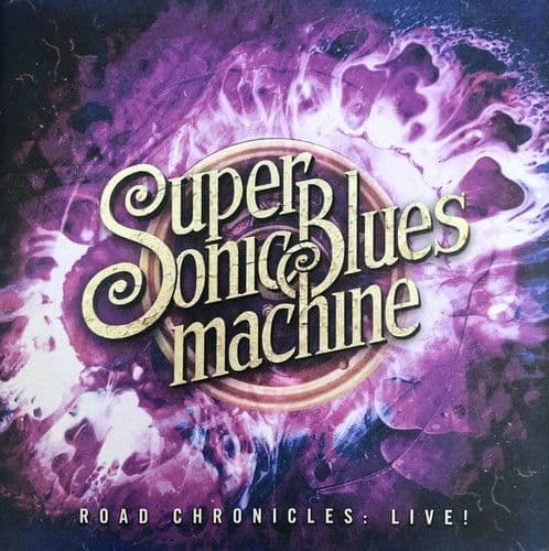 Supersonic Blues Machine<br>Road Chronicles: Live!<br>CD